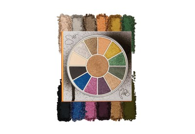 Salt N' Pepa Hot, Kool & Vicious Eyeshadow & Highlighter Palette for Free