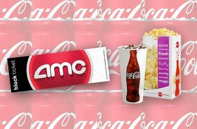 Coca-Cola AMC Theatres Instant Win Game