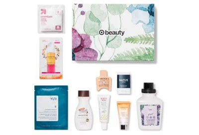 Target Beauty Box for Free