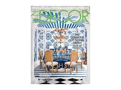 Elle Decor Magazine for Free