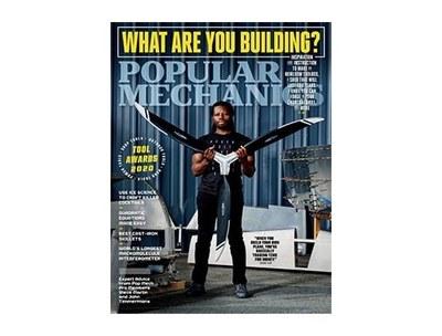 Popular Mechanics Magazine for Free