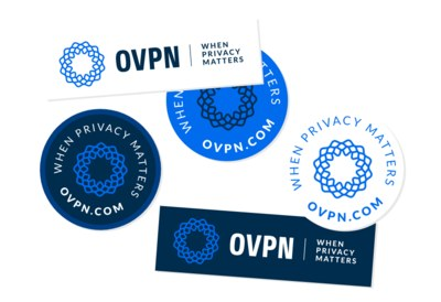 OVPN Stickers for Free