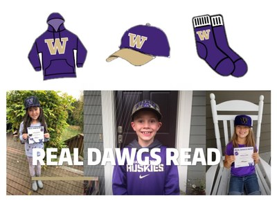 University of Washington Gear for Kids for Free