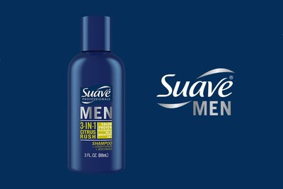 Suave Men 3-in-1 Citrus Rush for Free