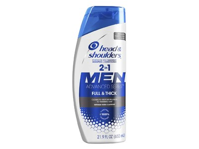 Free Head & Shoulders 2-in-1 Shampoo for College Males
