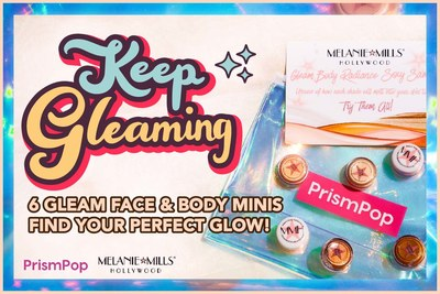 Gleam Face & Body Radiance Sexy Sampler Set for Free