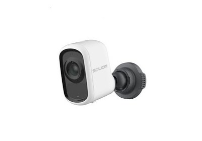 Soliom Battery Security Camera for Pet Owners for Free