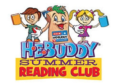 H-E-Buddy Summer Reading Club T-Shirt for Free