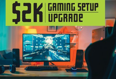 Formula and Jarritos $2000 Gaming Setup Upgrade Sweepstakes