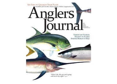 Digital Issue of Anglers Journal Magazine for Free
