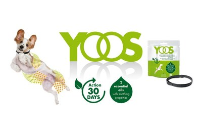 YOOS Essential Oil Dog Collar for Free