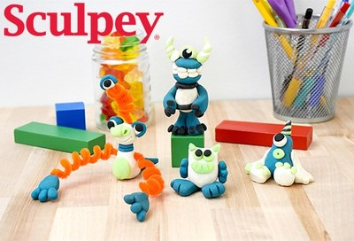 Sculpey - Kids Bake Shop Party for Free