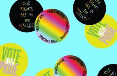 Pride Stickers for Free