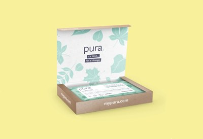 Pura Wet Wipes Sample for Free