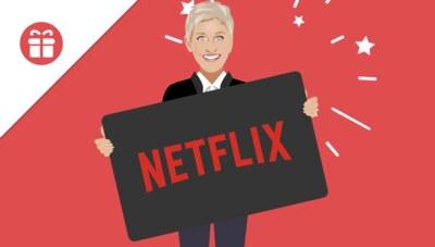 Win a 2-Year Netflix Membership!