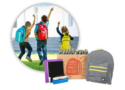 Wireless Zone Backpack & School Supplies Giveaway