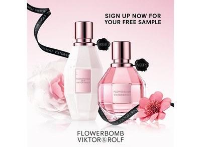 Viktor&Rolf Fragrances Sample for Free