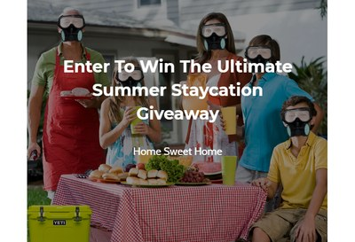 Ultimate Summer 2020 Staycation Sweepstakes