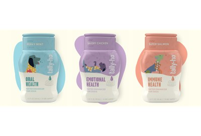 Tally-Ho Water Enhancers for Dogs for Free