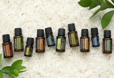 doTERRA Essential Oil Samples for Free