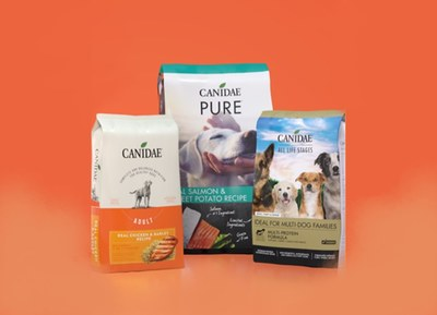 Canidae Pet Food for Free