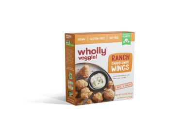 Wholly Veggie Plant-Based Wings for Free
