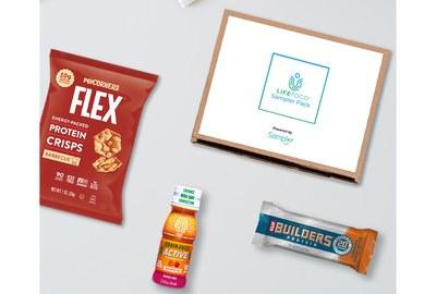 LifeToGo Sampler Pack for Free