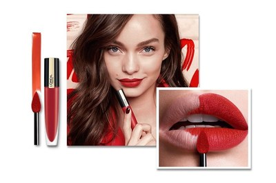 Rouge Signature Matte Lip Stain for Free