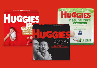 Win Free Huggie's Diapers for a Year