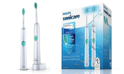 Free Sonicare Toothbrush from Philips