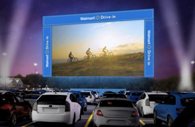 Free Tickets to Drive In Movie at WalMart