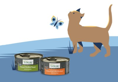 Free Cat Food - 2 Cans - Nature's Logic