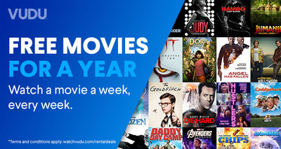 Free Movies and TV from Vudu