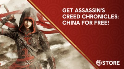 Free Game - Assassin's Creed Chronicles: China