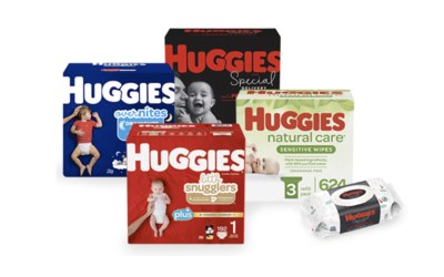 Free Points Towards Huggies Diapers