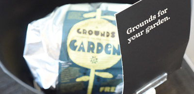 Free Coffee Grounds from Starbucks for Garden Compost