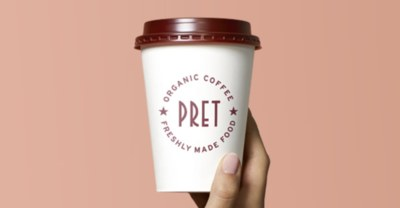 Free Coffee from the Pret App