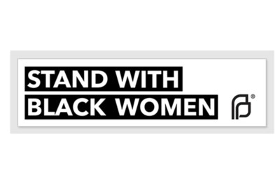 Free Stand With Black Women Stickers