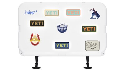 Free Sticker Pack from YETI Products