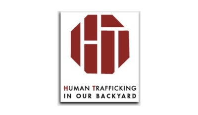 Free Stickers - End Human Trafficking in our Backyard