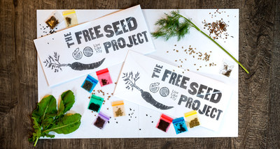 Free Seeds from Free Seed Project