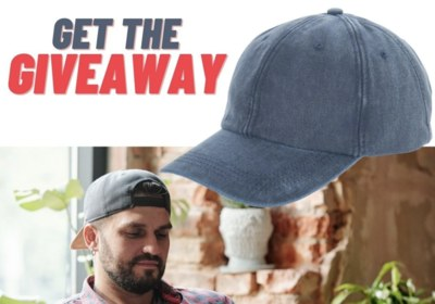 Free Hat from MyShinyWant