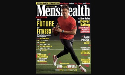 Complimentary 2-Year Subscription to Men's Health Magazine