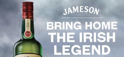 Sweepstakes - Jameson Irish Whiskey Home Entertainment