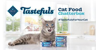Free Blue Buffalo Tastefuls™ Cat Food Chatterbox