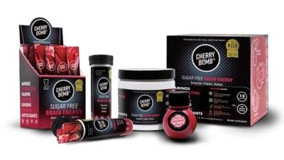 Social Nature - Free Sample of Cherry Bo2mb Brain Energy Supplement