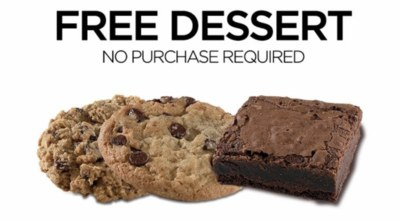 Free Desert from Firehouse Subs