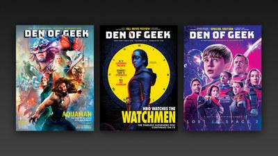 Free Den of Geek Magazine