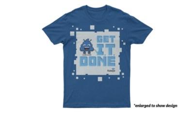 Free T-Shirt from Kaseya