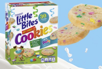 Sweepstakes - Free Year Supply of Little Bites Soft Baked Cookies